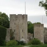 Stadtmauer von Visby