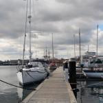 Marina in Hartlepool